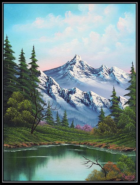 bob ross paintings archive the 25 best steve ross painter ideas on bob