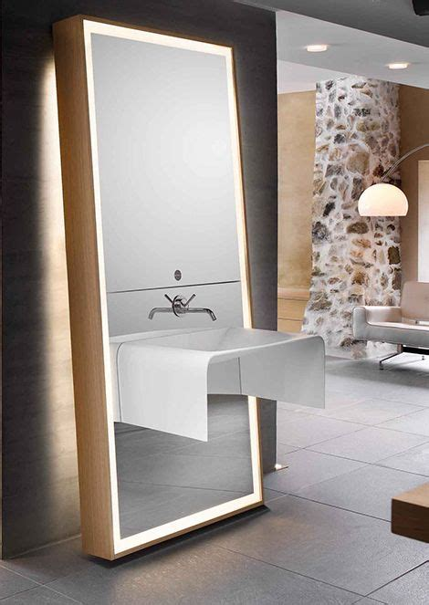 trendy bathroom mirrors 29 functional and stylish bathroom mirrors digsdigs