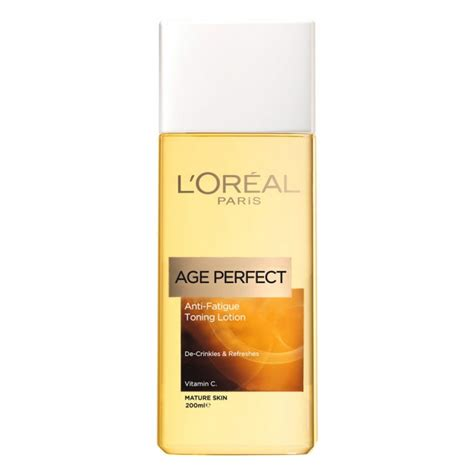 Toner L Oreal buy age toner 200 ml by l oreal priceline