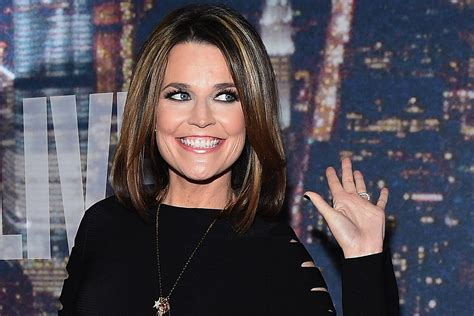 savannah guthrie hair color guthrie fills in for holt after family emergency page six