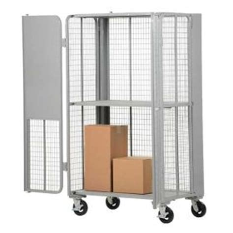 wire mesh security cabinets beacon world class folding security cabinet portable