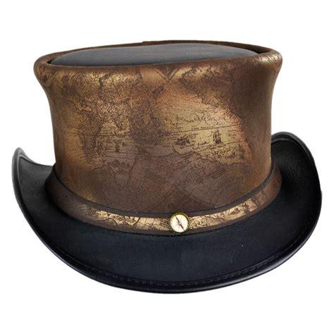 Top Hantshop n home hatlas leather top hat top hats