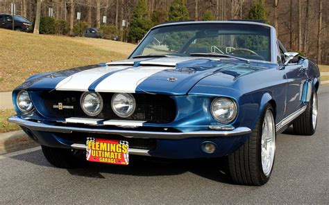 1967 ford mustang my classic garage 1967 ford mustang 1967 shelby mustang gt350 pro touring convertible for sale to buy or