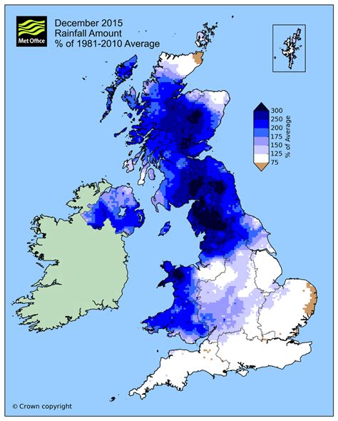 december 2015 was the wettest month ever recorded in uk