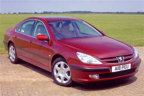 used peugeot 607 peugeot 607 2000 2009 used car review review car