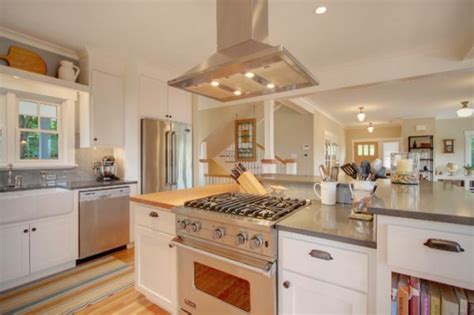 island kitchen hoods stainless steel kitchen designs and ideas