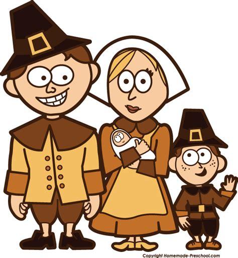 pilgrims clipart free thanksgiving clipart