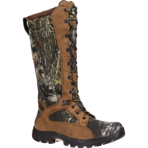 rocky boots prolight waterproof camouflage snakeproof boots