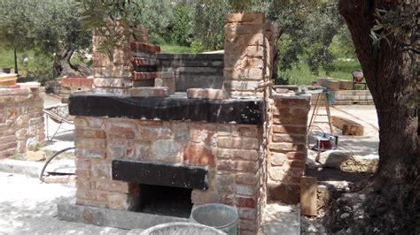 Barbecue In Mattoni by Barbecue In Pietra E Mattoni Idee Costruzione Muro Di Cinta