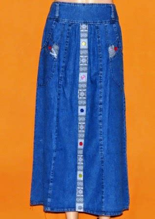 Rok Levis 1 desember 2014 grosir baju muslim murah tanah abang