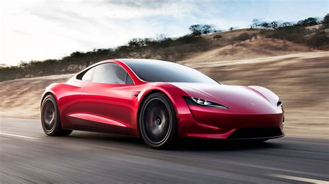 Auto Tesla by New Tesla Roadster Compared To