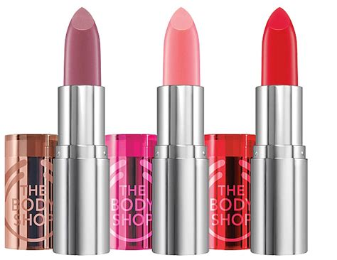 The Shop Lipstick Vegetarian product review the shop s colour crush lipstick offers bold colour light feel