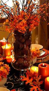 and fall decorations 20 welcoming fall table decoration ideas