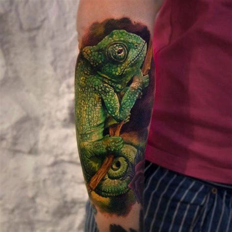 chameleon tattoos chameleon tattoos filter