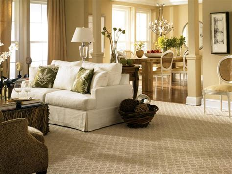 Carpeting Ideas For Living Room Beige Berber Carpet Color For Chic Living Room Ideas With White Nytexas