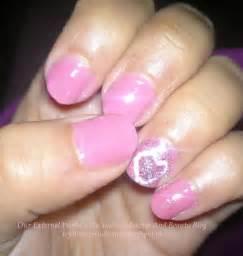 girly nail art challenge pink nail art