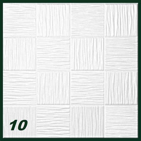 Plaque Polystyrene Plafond by 20 M2 Panneaux Pour Plafond Plaques En Polystyr 232 Ne