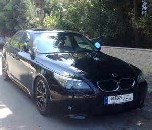 2004 bmw 5 series sports used car for sale in lebanon