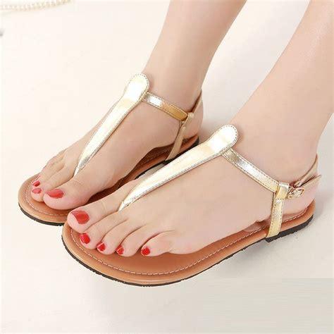 imagenes de zapatillas vip las 25 mejores ideas sobre sandalias planas en pinterest y