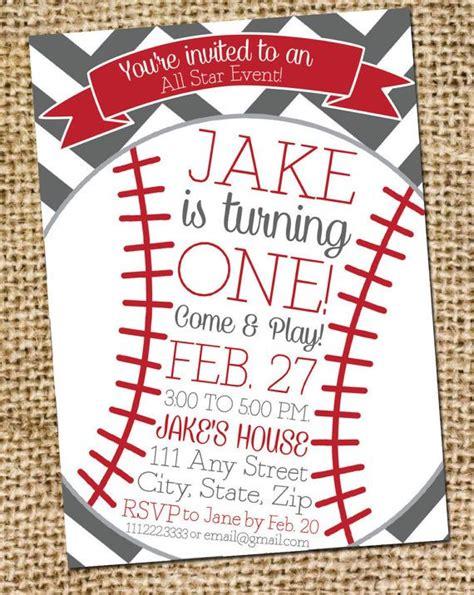 best 25 baseball party invitations ideas on pinterest