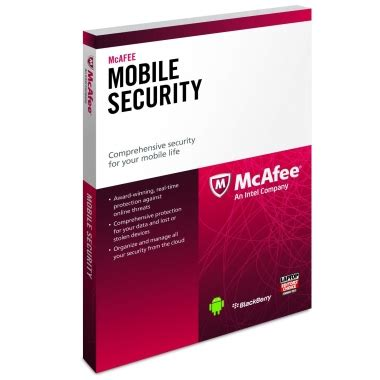 mcafee mobile mcafee mobile security premium android