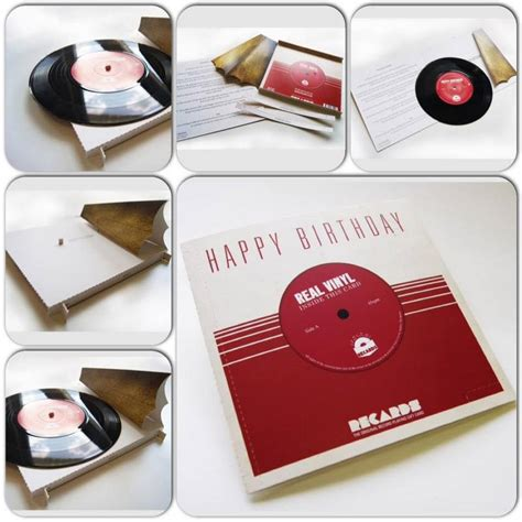 Recordable Gift Cards - the record player gift card recards
