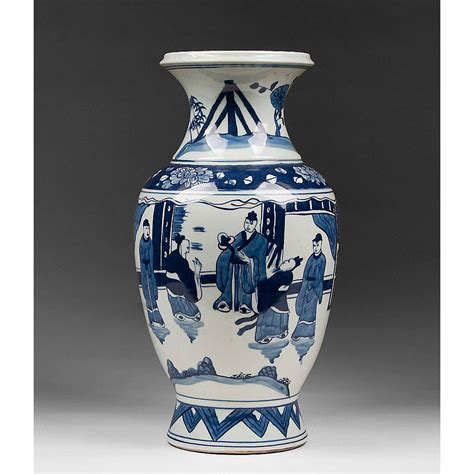Blue And White Vase Made In China by Porcelain Vase Search Mamagoto Canvas