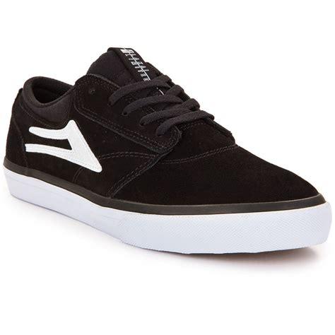 griffin shoes lakai griffin shoes black white suede 7 0
