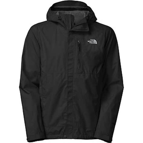 north face light rain jacket the north face mens dryzzle goretex rain jacket black