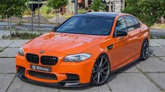 How Much Is A Bmw M5 A Tuner Has Built A Bright Orange 818bhp Bmw M5 Top Gear