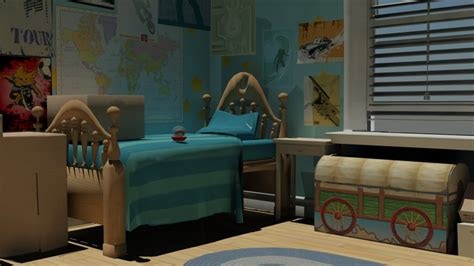 story andys room story 3 andy s room by diegoforfun on deviantart