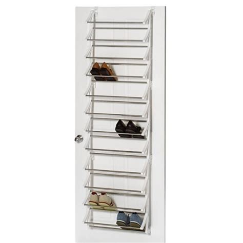 Closet Door Storage Racks Closet Door Storage Racks