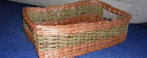 Handmade Willow Baskets - handmade willow baskets 28 images oval wicker basket