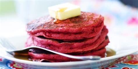 resep membuat pancake buah resep pancake buah naga legit dan sehat 2018 harianindo com