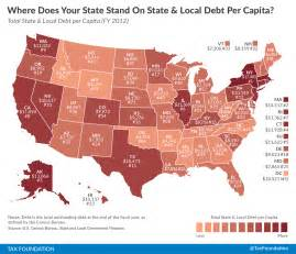 which state has the most owners per capita according to 2016 stats your share of state and local government debt mygovcost
