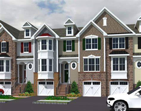 Multi Family | multi family homes holliday architects