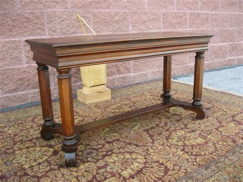 antique piano bench with storage pin by tremain on west on furnishings
