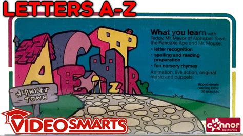 Videosmarts Letters A To Z