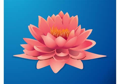 lotus graphics   vector art stock graphics
