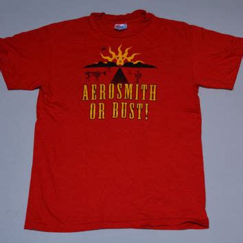 Aerosmith 31 T Shirt Size M vintage 80s mr mister tour shirt welcome from