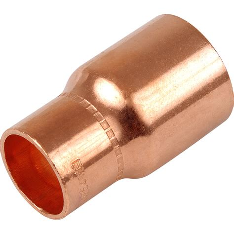 Plumbing Pipe Reducers by End Feed Fitting Reducer 22 X 15mm Toolstation