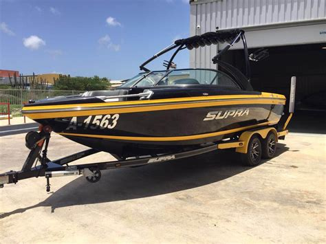 supra launch boats 2012 used supra launch 21 v bowrider boat for sale