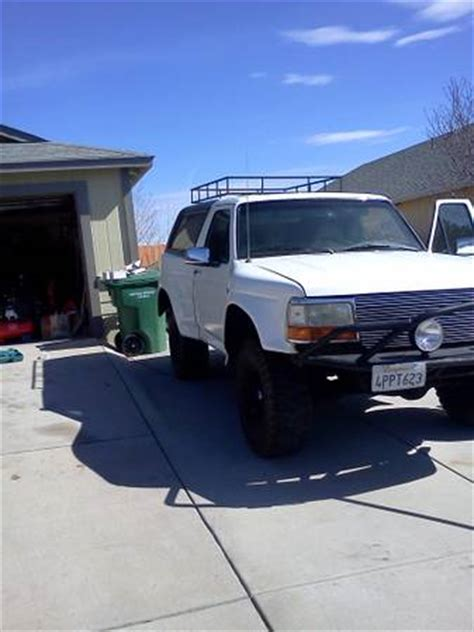 prerunner bronco for sale bronco prerunner for sale