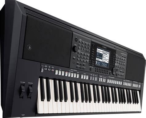 Yamaha Keyboard Workstation Psr S750 yamaha psr s750 digital workstation keymusic