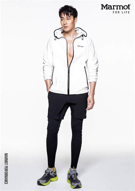 so ji sub fashion twenty2 blog so ji sub for marmot spring summer 2016 ad