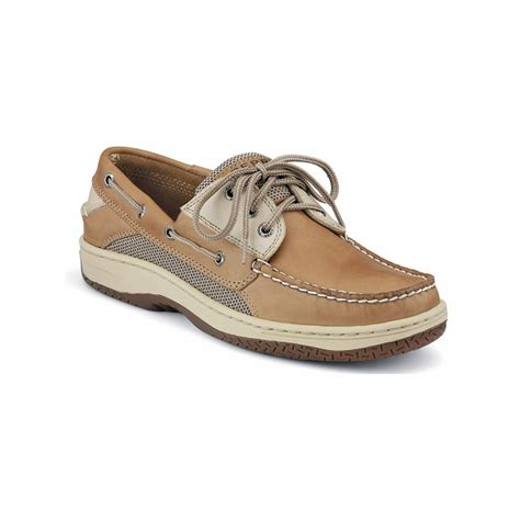 sperry shoes sperry top sider 0799023 s billfish boat shoes beige