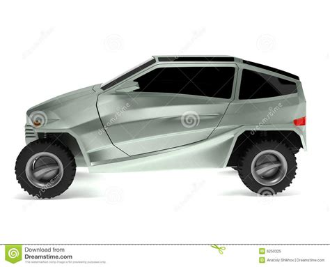 concept off road truck off road car concept is named rex royalty free stock photo