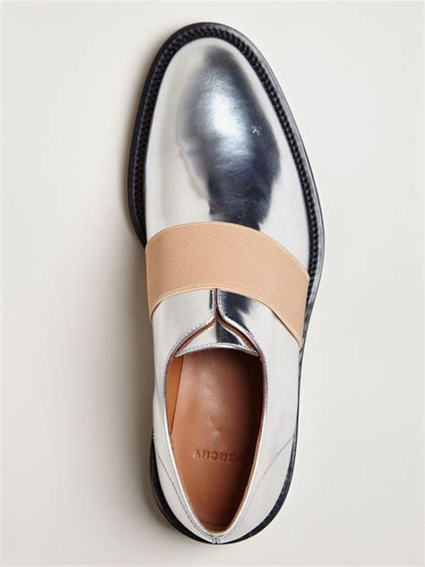 womens metallic oxford shoes givenchy women s metallic oxford shoes fashion