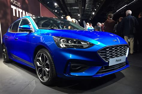 all new ford focus 2018 new 2018 ford focus revealed all new rival for the vw