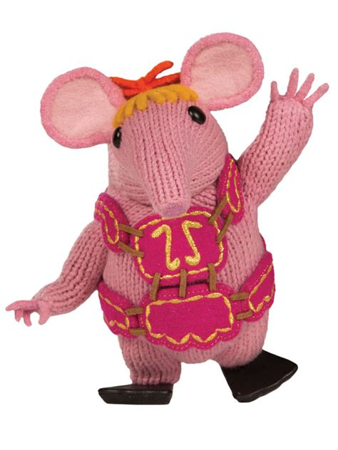 How to make a Clanger outfit
